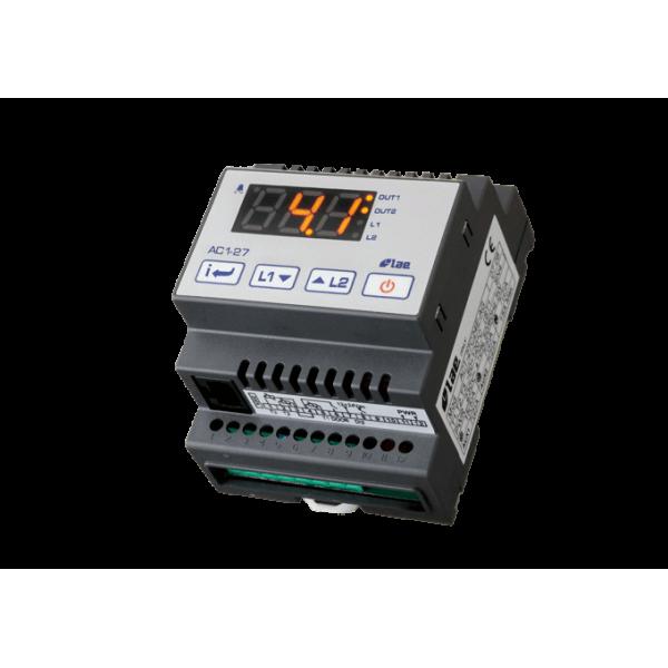 Ηλεκτρονικός Θερμοστάτης ράγας AC1-27 LAE ELECTRONICS